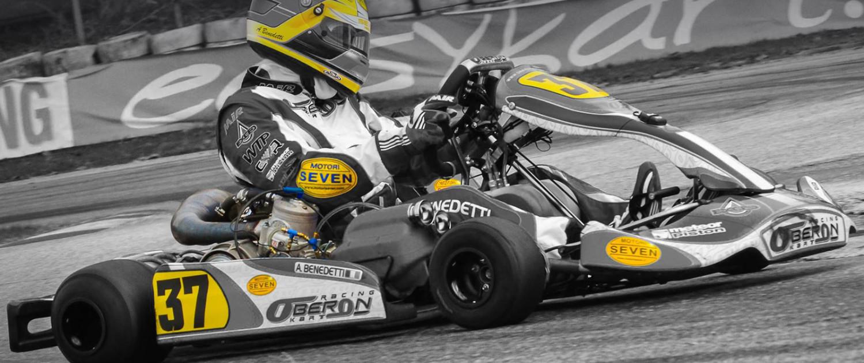 Motori Seven – Realizzazione e sviluppo di motori per Kart e Mini GP
